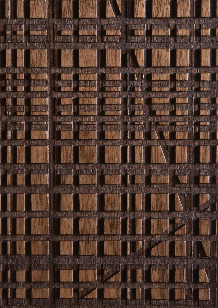 Wooden sideboard BD11 - @LAURAMERONI