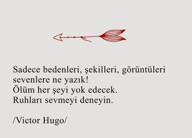 Sessiz Dortlukler Victor Hugo Guzel Soz Edebiyat