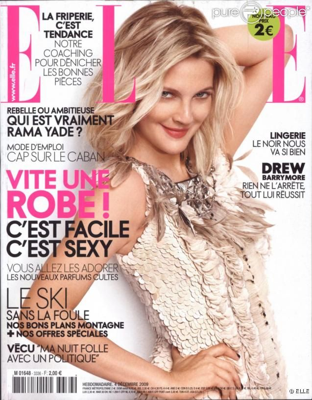 With its fresh take on fashion and beauty, Elle is the shopper's guide to the whole season and every trend. Surrounding the visual core of bold and vibrant images, provocative features deliver cutting-edge news. http://www.tripleclicks.com/14818999/detail.php?item=5404