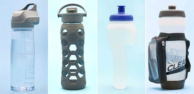 Going for a run? Take a look at some new water bottles to keep you hydrated.Water Bottle