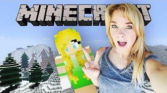 SOY UNA MINERA!! | Minecraft (5) - lele - YouTube