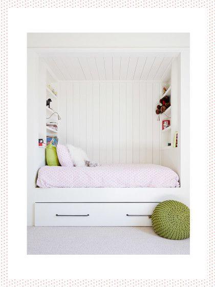 Wer Ein Kleines Schlafzimmer Hat Muss Jeden Zentimeter Sinnvoll Ausnutzen Super Praktisch Sind Zum