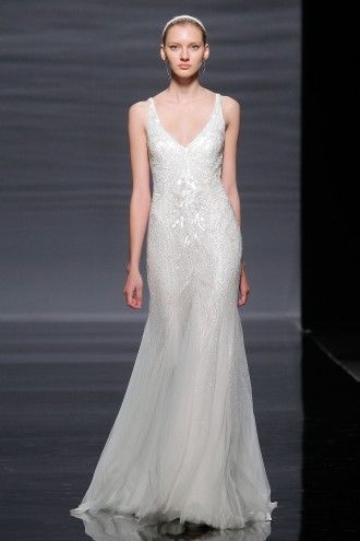 "See the ""Glitzy Gown "" in our Beaded Wedding Dresses, Spring 2014 gallery"