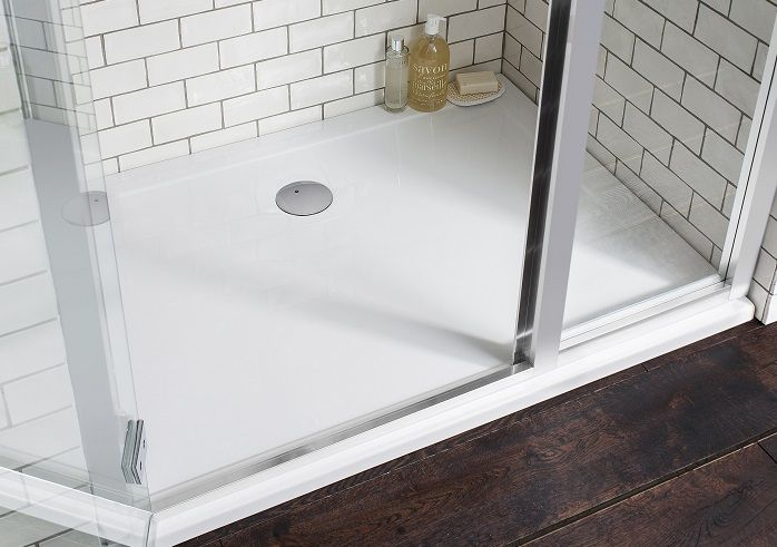 How to fit a Shower Tray When planning to fit a shower tray, there are one or two things to be aware of before anything else. Importantly, installation or replacement of a shower tray is generally rated as a medium to moderately difficult task, so it is advisable to seek professional advice if you are not familiar with basic DIY techniques. #bathroom #fit #fitting #bath #plumbing #plumber #diy #shower #doityourself #tap #faucet #installation #steps #guide