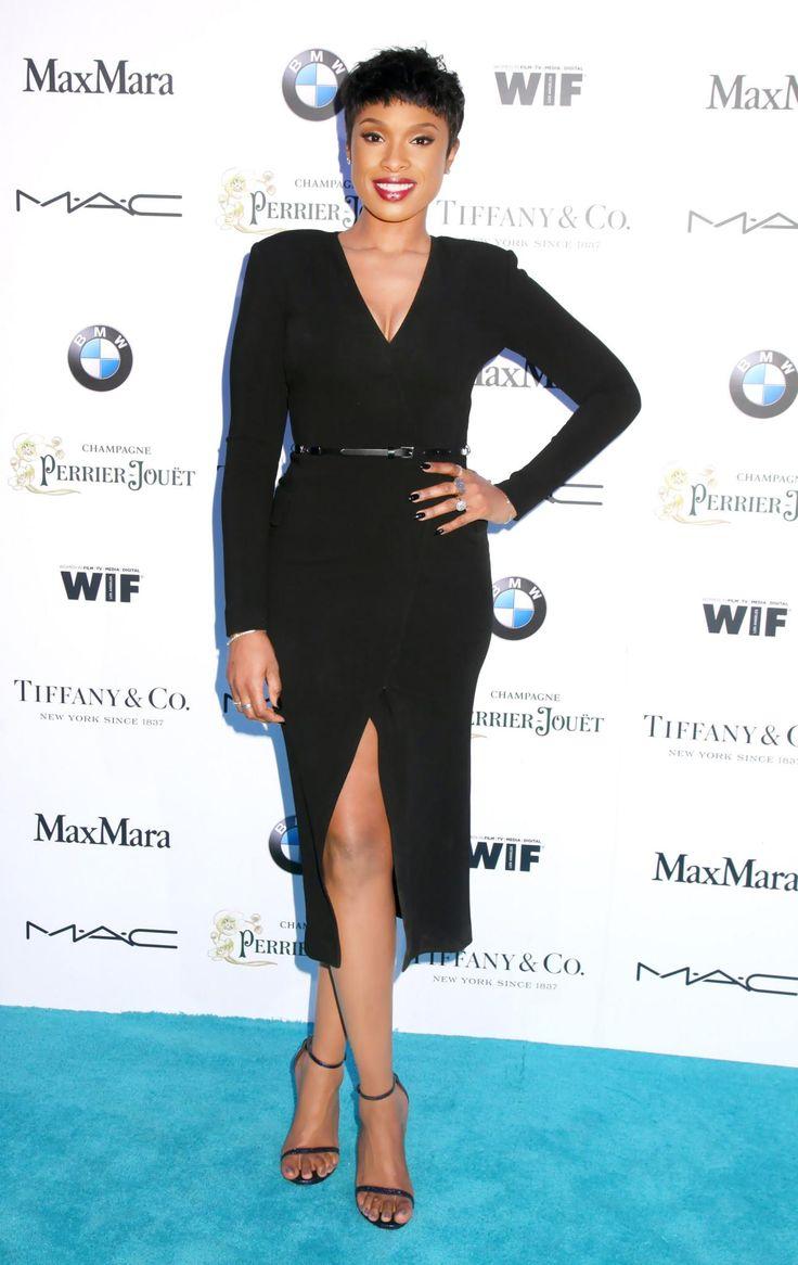Jennifer Hudson Apple Shape