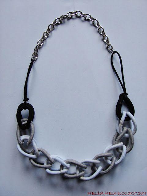 DIY..Tutorial..Naszyjnik...necklace