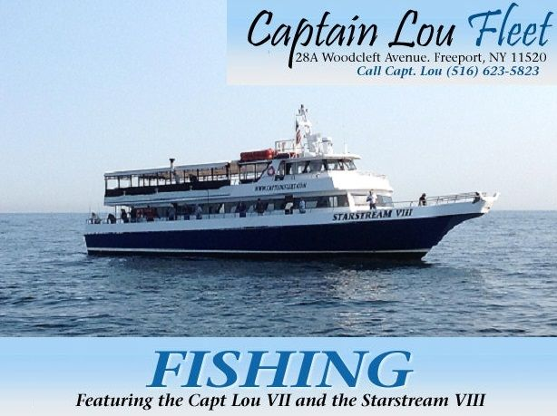 1000 images about capt lou fishing trips on pinterest for New york fishing trips
