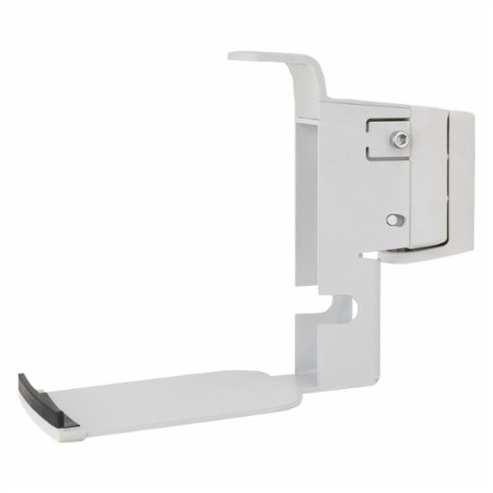 Flexson - Wall Mount For SONOS Play:5 Gen 2 - White - Front Zoom