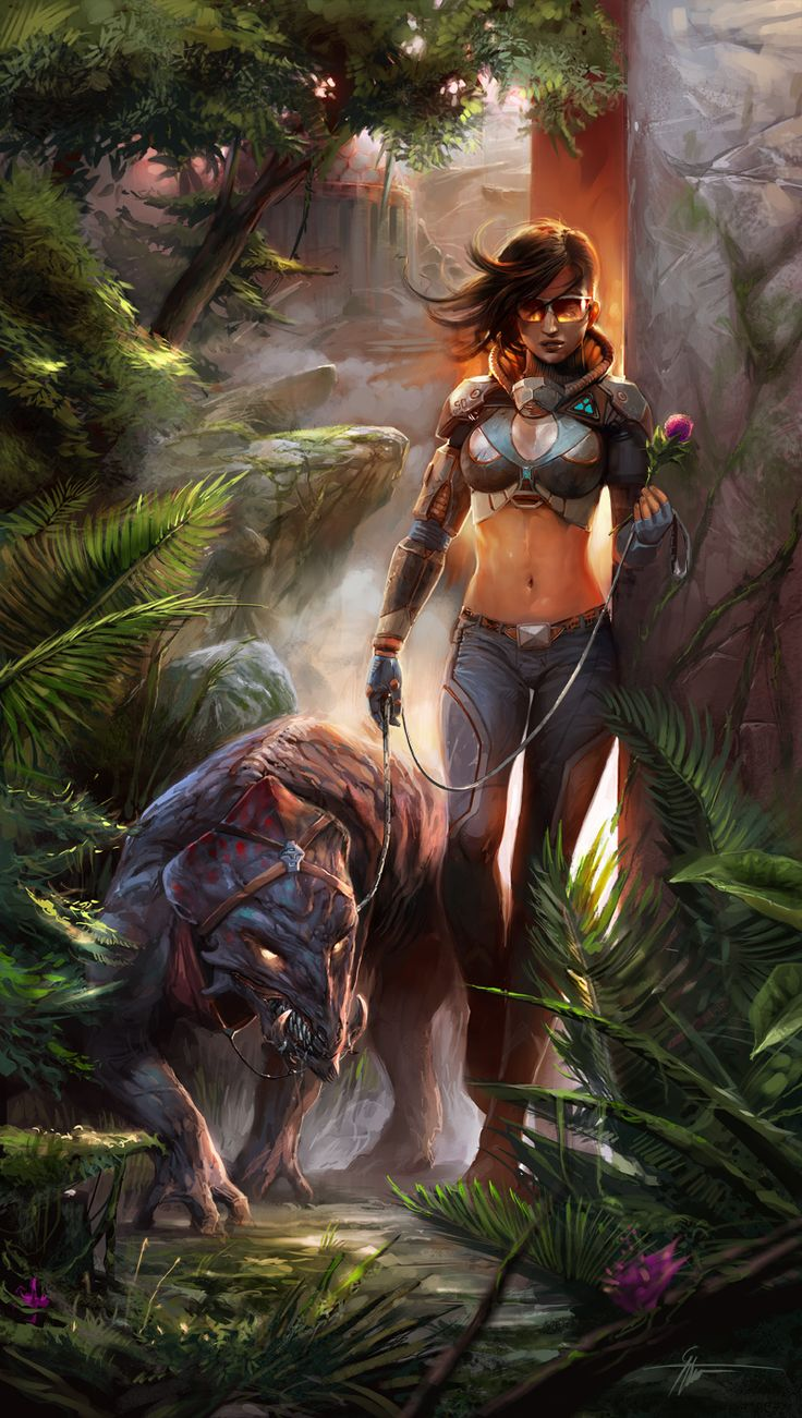 Exotication...   edgerttmonsters:   Walk On The Wild Side by...