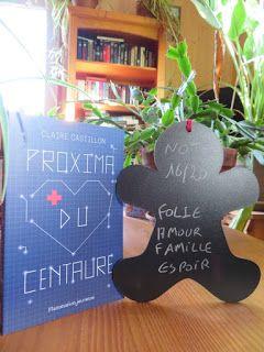 Les lectures de Mylène: Proxima du centaure de Claire Castillon