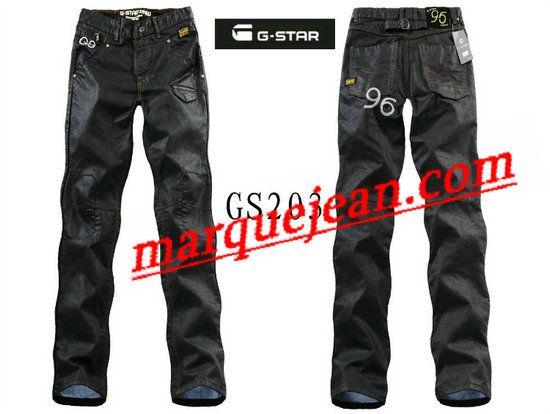 Vendre Jeans G-star Homme H0009 Pas Cher En Ligne.