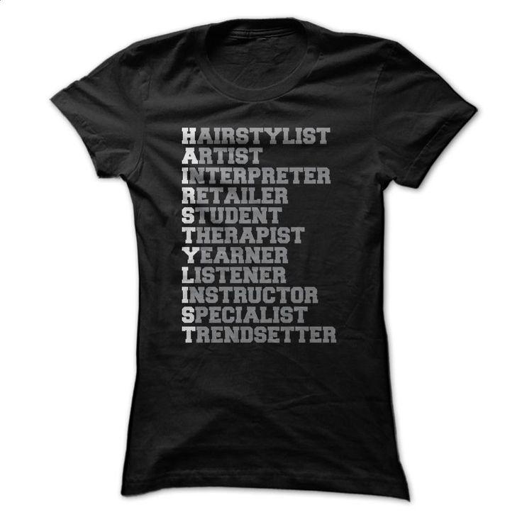 Hairstylist Artist Interpreter Retailer T Shirts, Hoodies, Sweatshirts - #shirtless #cool t shirts. ORDER HERE => https://www.sunfrog.com/LifeStyle/Hairstylist-Artist-Interpreter-Retailer-Ladies.html?60505