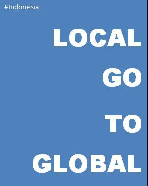 Motto local go to global