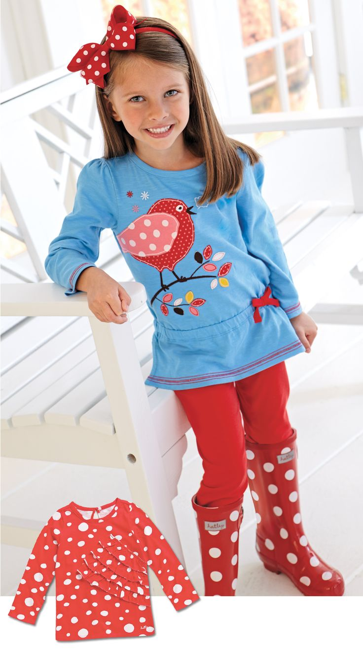 Girls Clothing by Hatley