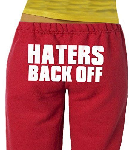 HATERS BACK OFF Red Youth Sweatpants - Miranda Sings, http://www.amazon.com/dp/B01FT3SXH4/ref=cm_sw_r_pi_awdm_x_R26hybTDXYPHS