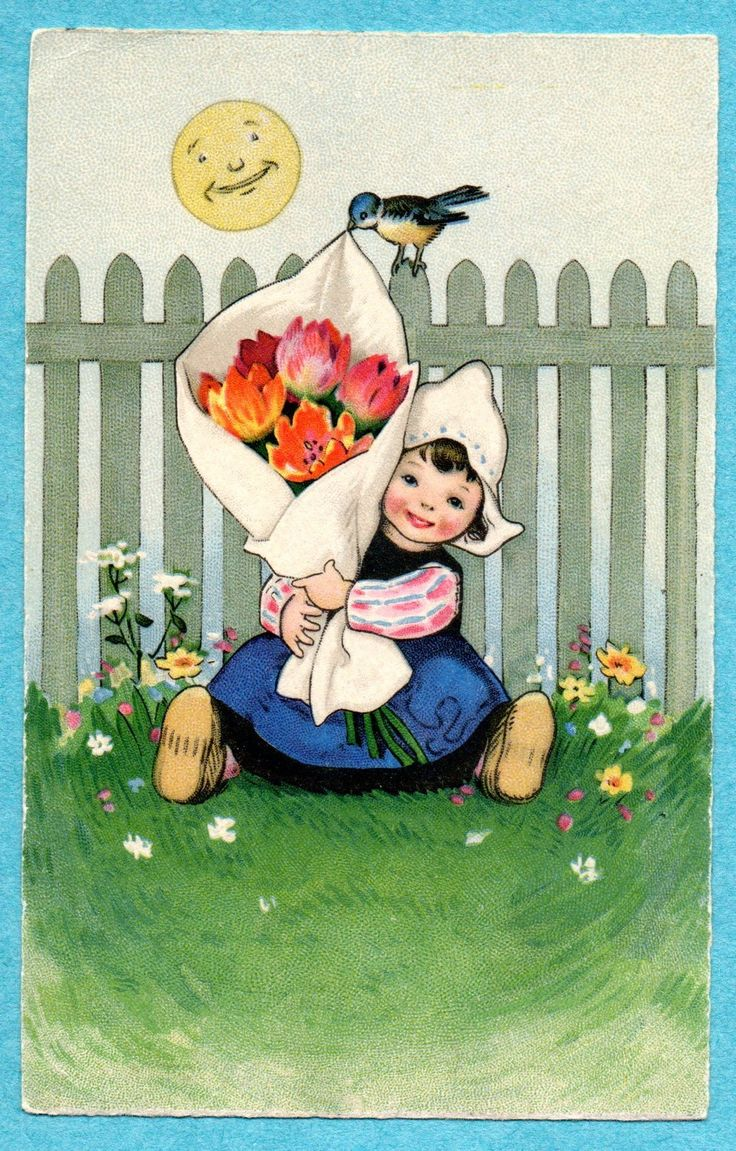 Fritz Baumgarten postcard