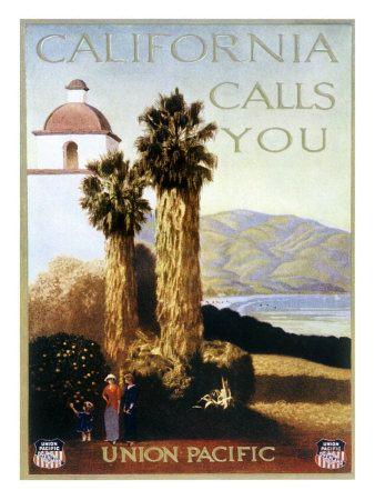 California calls you poster