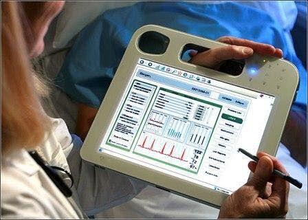 Tablet anestesia