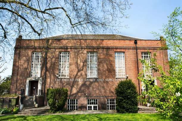 Beautiful garden space - Cecil Sharp House wedding venue in London, Greater london