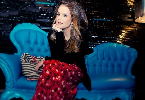 Lisa Marie Presley Talks New Album and Elvis Hologram | Music News | Rolling Stone