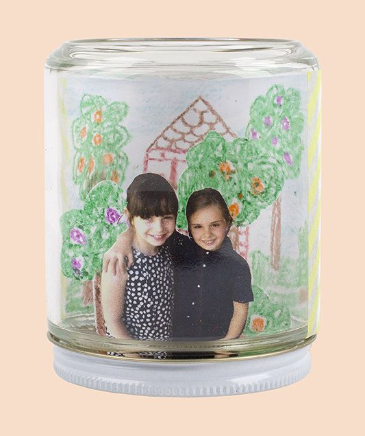 Dry Photo Snow Globe | Whether you need a gift for grandma or a hint for your partner, these personalized crafts get the whole family involved.Crafts developed by Morgan Levine