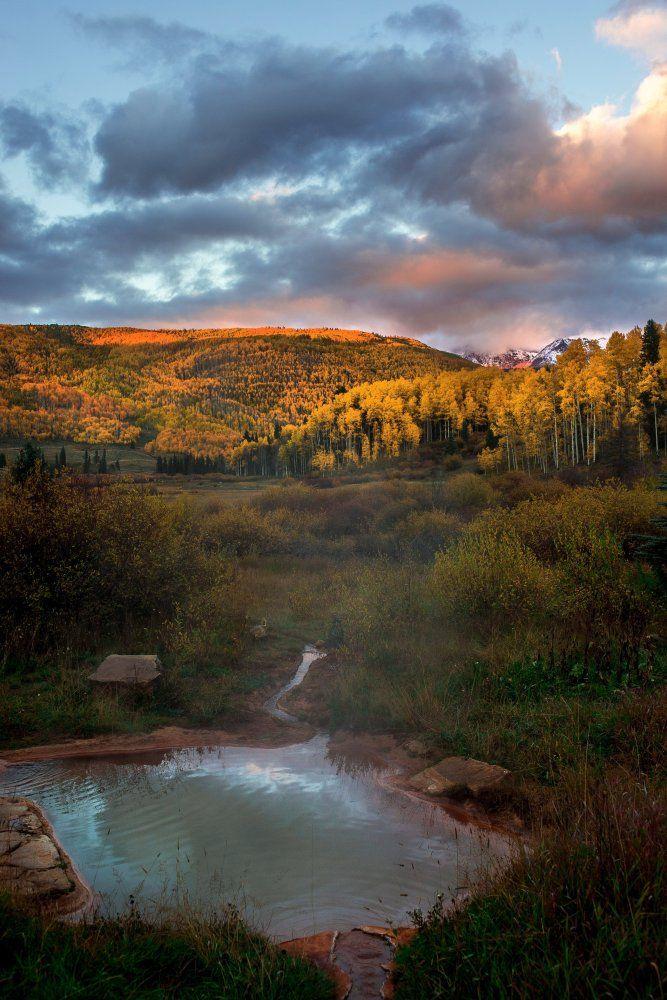 Telluride, Colorado and Dunton Hot Springs: High Altitudes and Haute Cuisine – Esin Sonmez