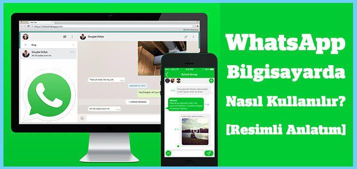 WhatsApp Web MasaÜstü Yazılımı Nasıl Kullanılır