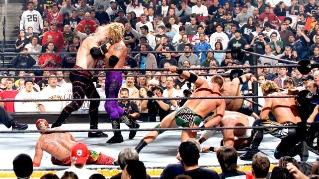 Royal Rumble Match 2005