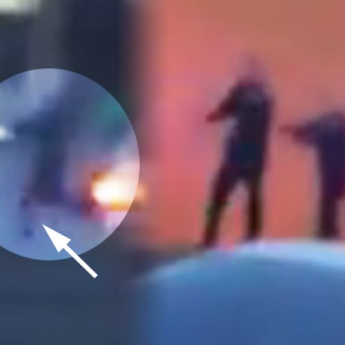 BREAKING: Cops Open Fire, Execute Citizen Who Ran in the Opposite Direction From Them