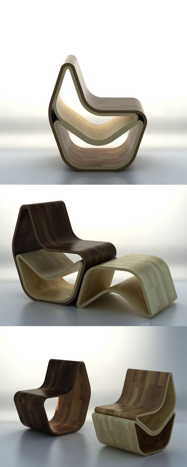 cadeira pequenos espaços encaixam uma dentro da outra