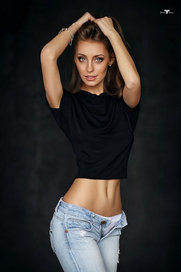 Nastya by Dmitry Arhar - Photo 164639759 / 500px
