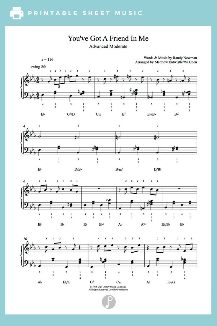 A Dream Is A Wish Your Heart Makes Cello Sheet Music You Ve Got A Friend In Me By Randy Newman Piano Sheet Music Advanced Level Sheet Music Piano Sheet Music Cello Sheet Music