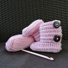 Návody na ponožky, papučky, balerínky