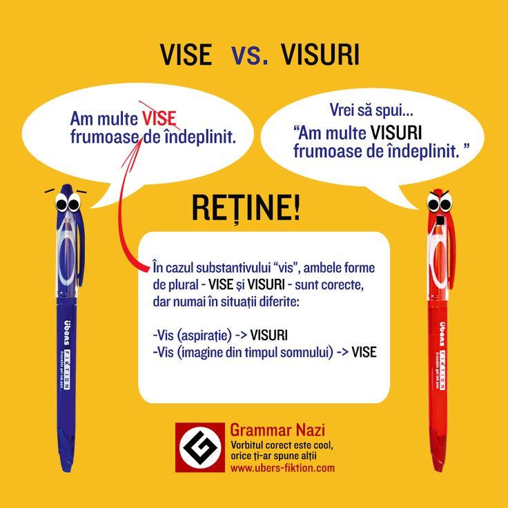 Visând iarăși la gramatică..