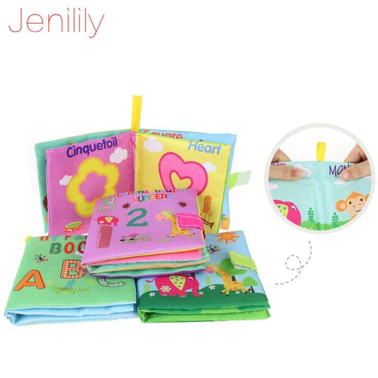 Xc1384 11x12 cm primo libro del bambino del panno del bambino libro di apprendimento mat migliore toys per il bambino toys 0-24 mesi