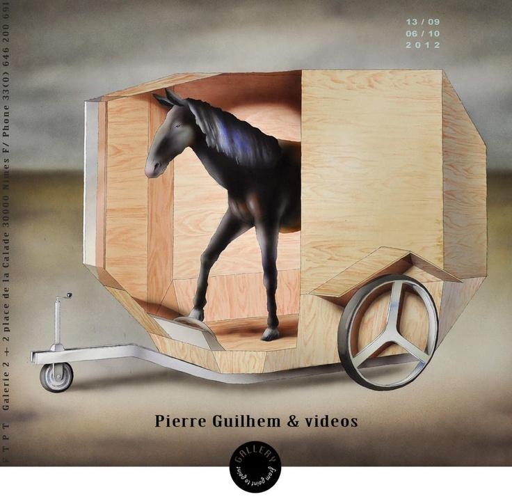 Pierre Guilhem Art Exhibition