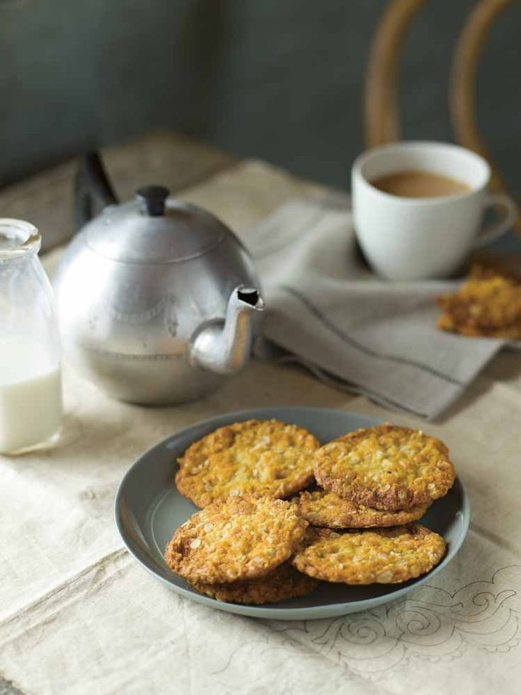 I like my Anzac biscuits (cookies) chewy and it may take a couple of attempts to get them just right. Honey makes a nice change from the golden syrup that is used in most traditional recipes.