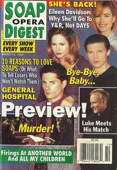 Soap Digest cover.