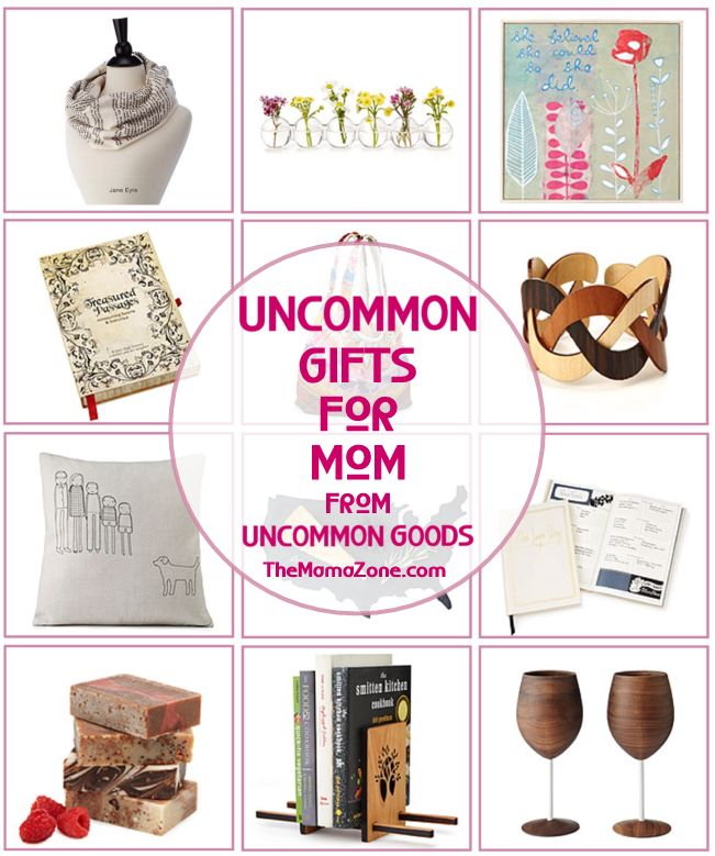 Uncommon Gifts For Mom From Goods Pinterest Unique And Gift