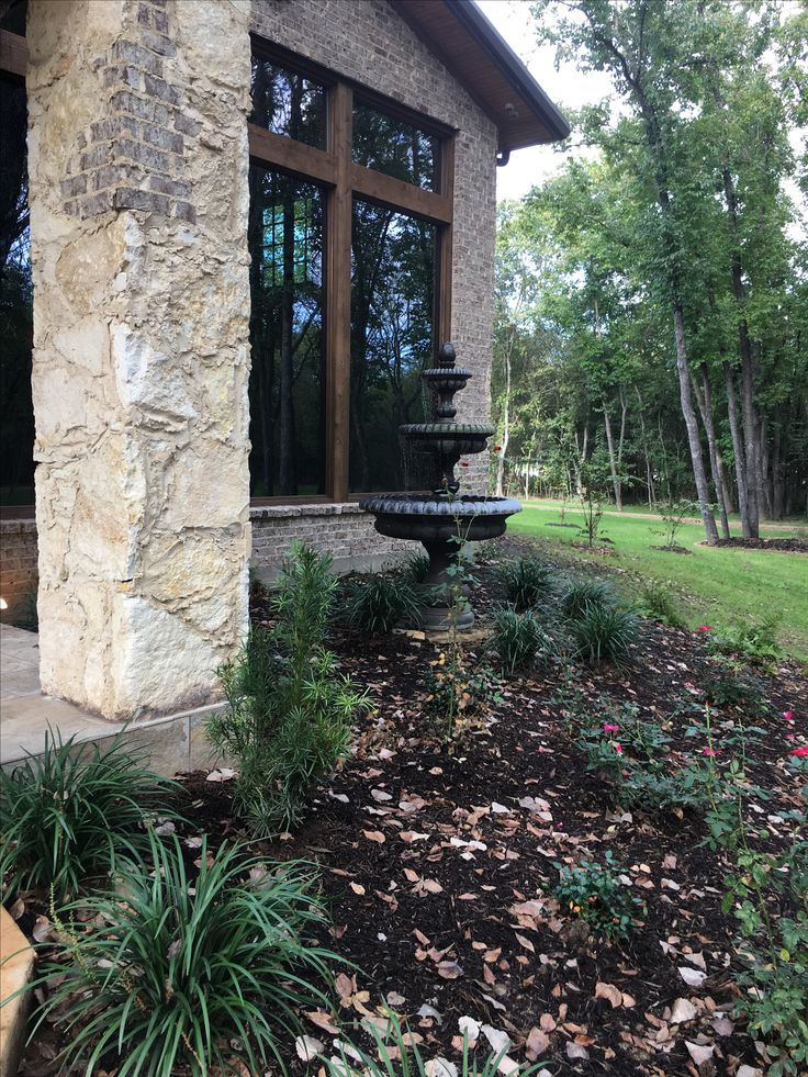 Outdoor beauty at Hidden Waters venue in