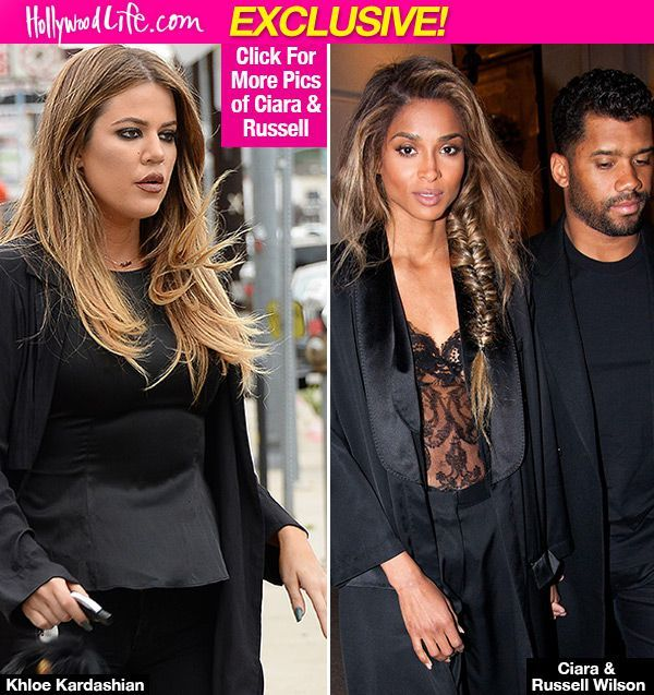 Ciara Ignores Khloe Kardashian's Diss: I'm Not Up For A Feud — I'm Getting Married