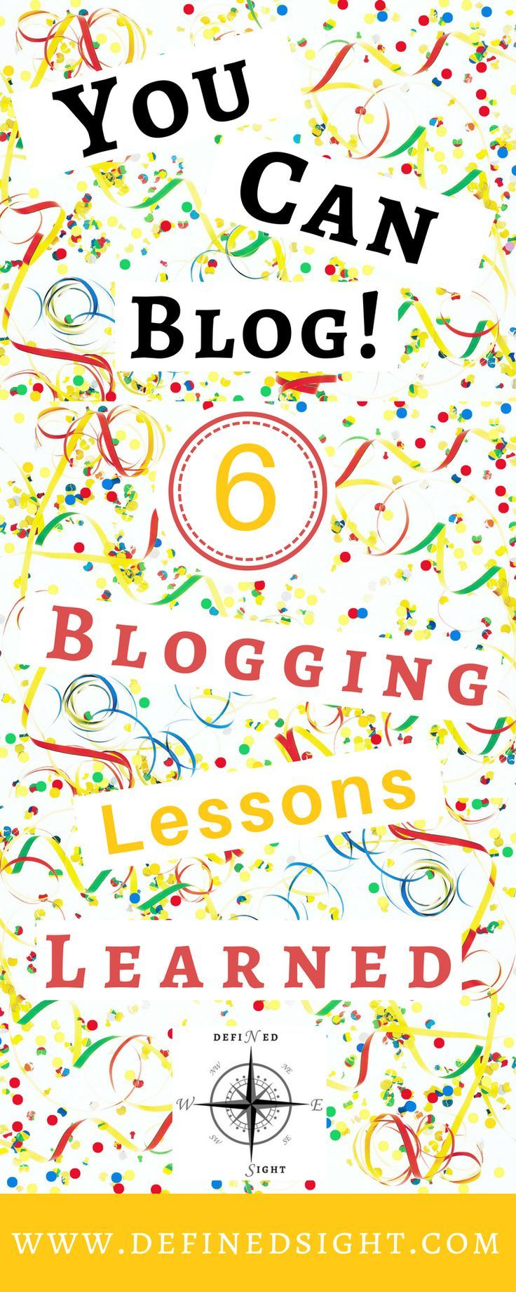 Defined Sight is celebrating their 100th Blog Post! They share their blogging lessons learned, goals with the blog and give credit where credit is due in the blogging community. Check it out, you may be listed too! #Blogging #HowToBlog #BloggingForBeginners #Lifestyle #PersonalDevelopment #ProfessionalDevelopment #Career #SideHustles #Finance #Budget #Savings #Richlifestyle #HowToBeHappy #BeMoreChill #DefinedSight