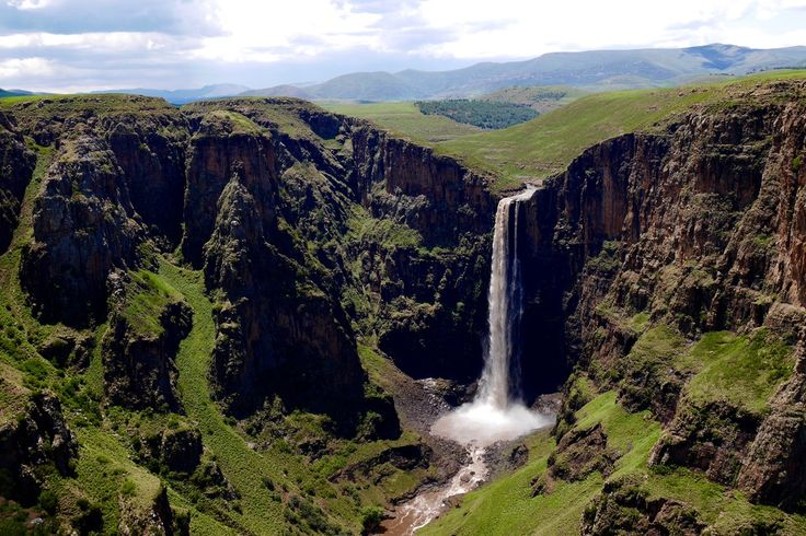Lesotho - An absolute must if you're visiting southern Africa.