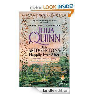 Amazon.com: The Bridgertons: Happily Ever After eBook: Julia Quinn: Books
