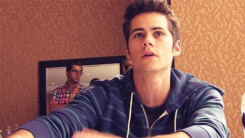 Dylan OBrien Teen Wolf: 15 Reasons Why Stiles Is The Secret Heart Of The Show (GIFs) Love Dylan!