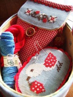 Gera'sl cross stitch  #CrossStitch #PontoCruz For more inspiration: www.portaldopontocruz.blogspot.com