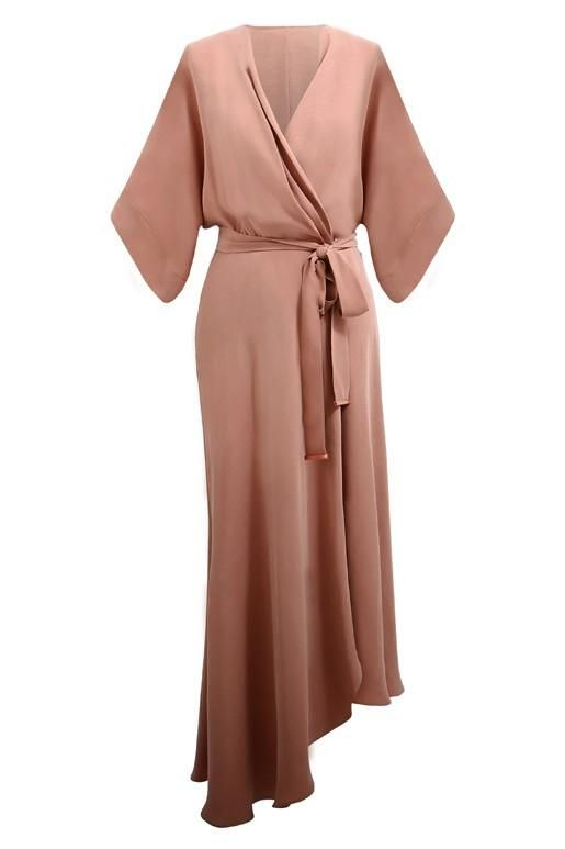 Ginger & Smart - Ingrid Wrap Dress
