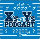 The His and Hers Guide to Fantasy Football  X's and Y's Podcast: Bake or Broyles | The Fantasy Football Girl