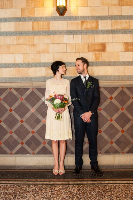 Manchester Town Hall Wedding Photography - Stuart Hornby Photography