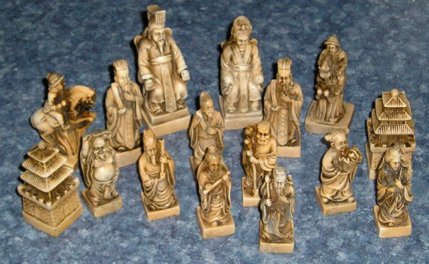 Eldrbarry's Collecting Chess Sets